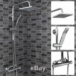 Complete Bathroom Suite L Shaped LH Bath Basin 600mm Vanity Unit WC Shower Taps