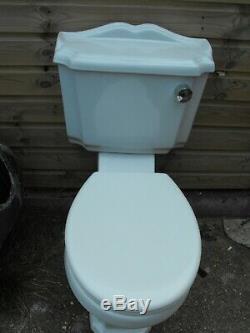 Complete P Shape Bathroom Suite Including Shower Screen
