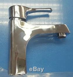 Designer Basin Mixer Tap Square Shape Complete Brand New