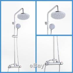 P Shaped Bathroom Suite 1700 Bath BTW Toilet WC Basin Taps & Shower Complete