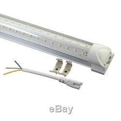 T8 LED Integrated Tube light 5ft v shape complete with fitting, 6500K